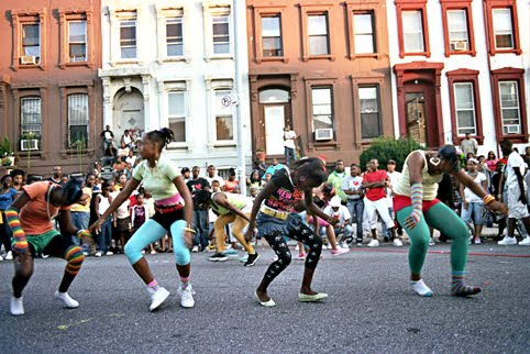 I Went to a Block Party in a Gentrified  Part of Brooklyn and it's as Depressing as it Sounds