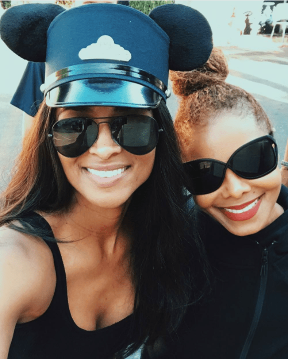 Janet Jackson and Ciara Hung Out, and the 90s and 00s Fangirl in Me is Pleased