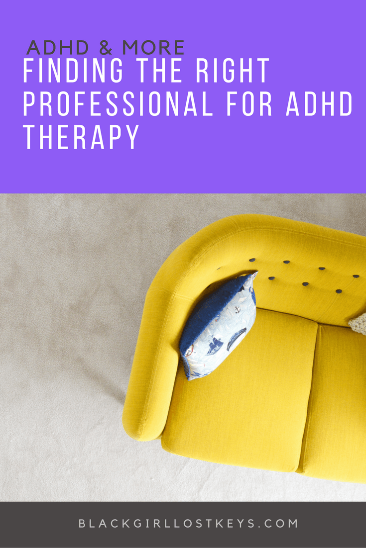 ADHD Therapy is necessary to begin managing the disorder. You can't do it all alone. The challenge is finding a therapist who is informed and up to speed on the disorder. Here's how to know you're choosing the correct therapist for your ADHD therapy.