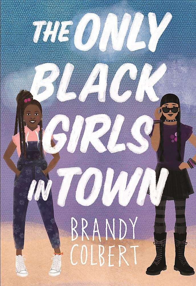 cover -  The Only Black Girls In Town