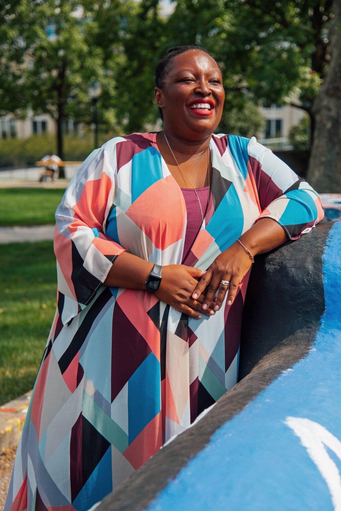 Kishana Taylor, Ph.D. (She/Her)