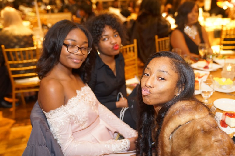 Black Girls Vote 1st Annual Ball--17