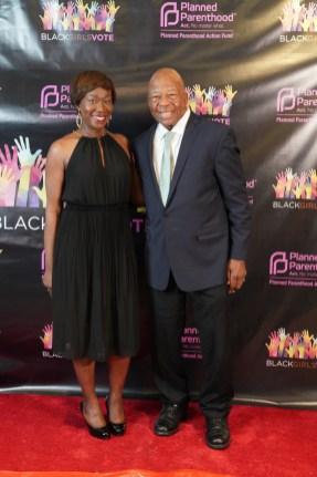 Black Girls Vote 1st Annual Ball--42