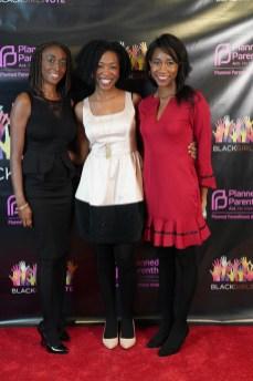 Black Girls Vote 1st Annual Ball--54