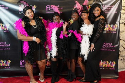 Black Girls Vote 1st Annual Ball--64