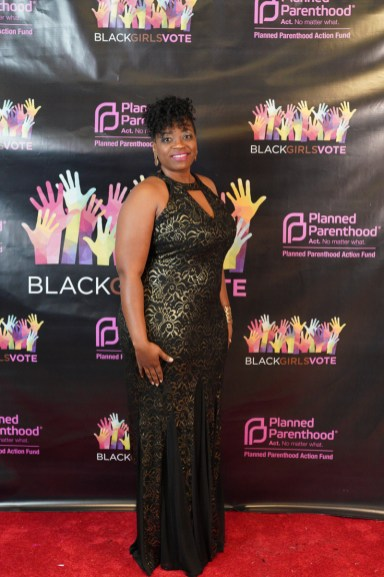 Black Girls Vote 1st Annual Ball--66