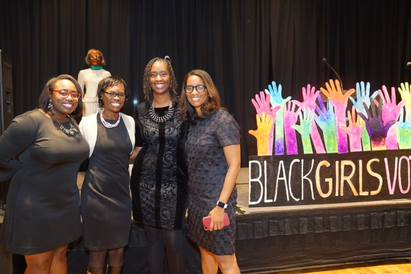 Black Girls Vote 1st Annual Ball--8