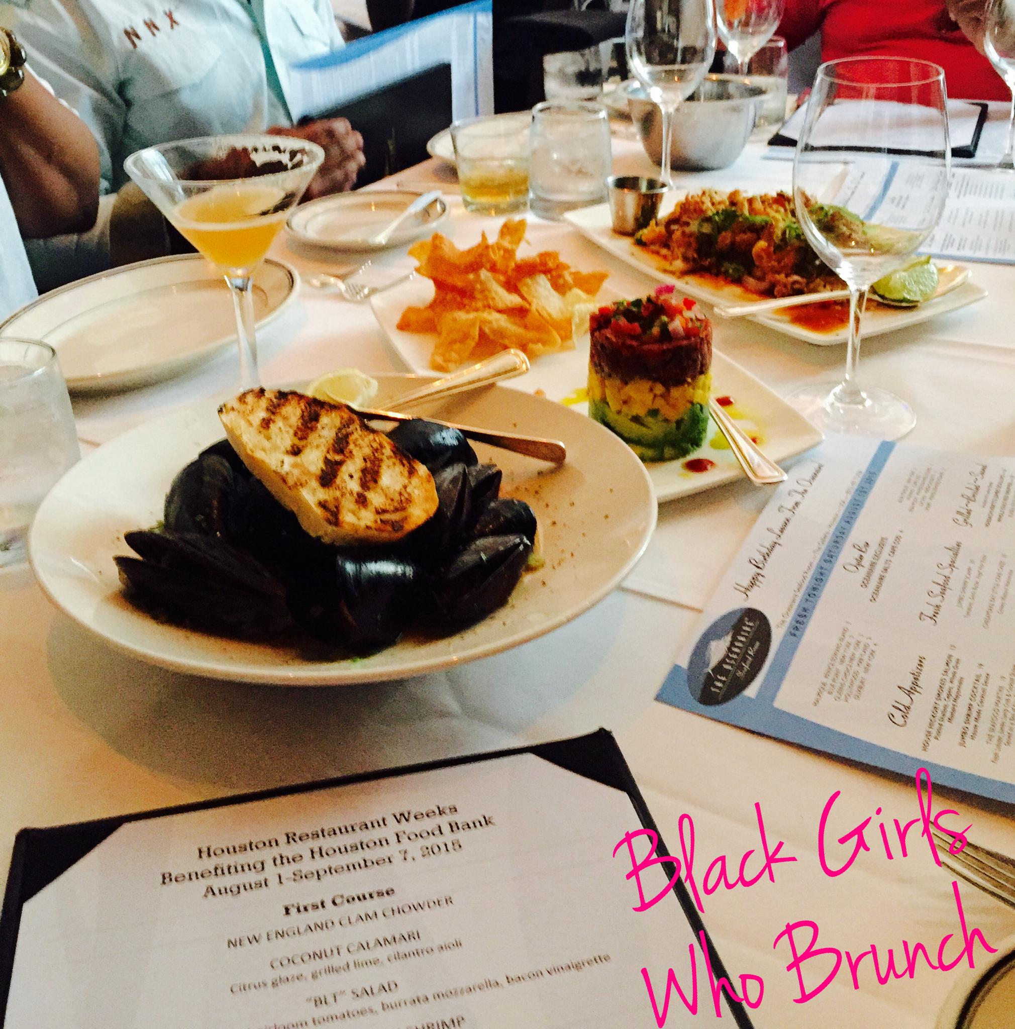 Houston Restaurant Weeks Oceanaire Seafood Room