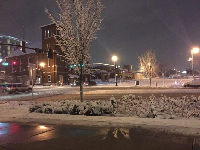 The snow *heavy sigh*