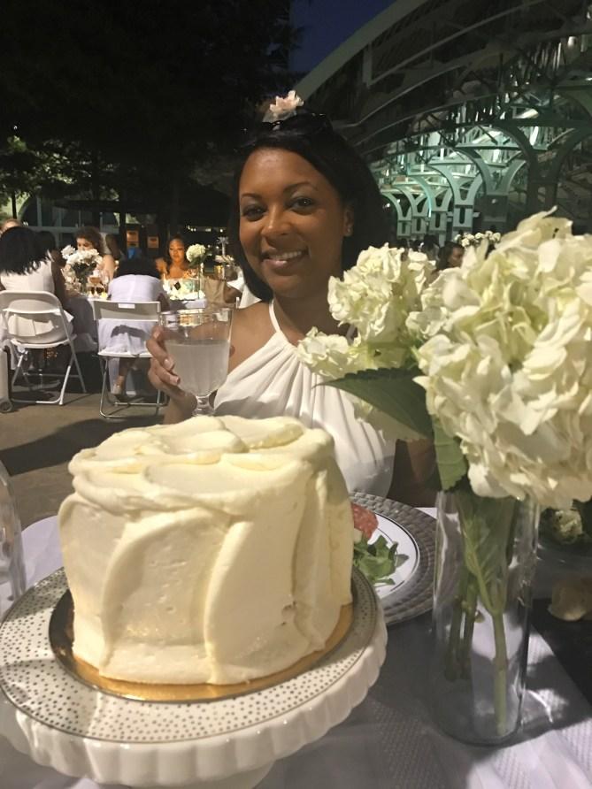 I loved that cake!