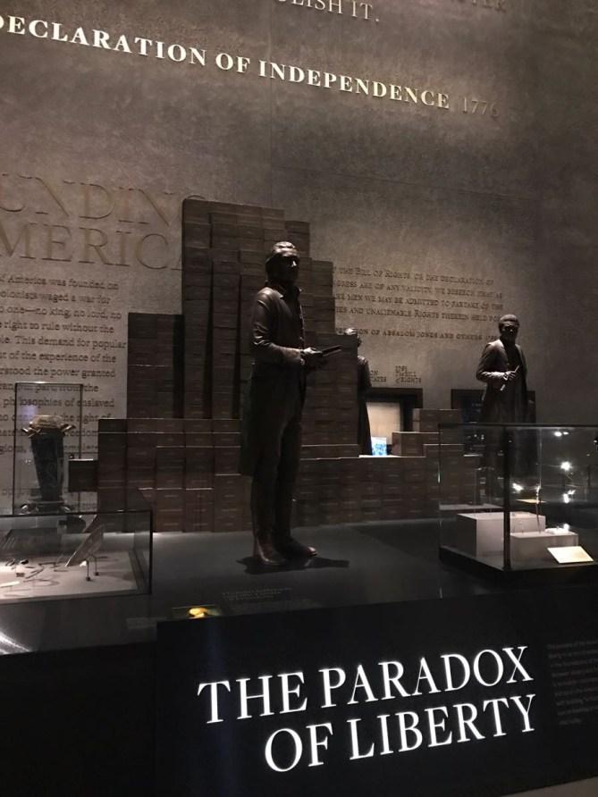 The paradox of liberty.