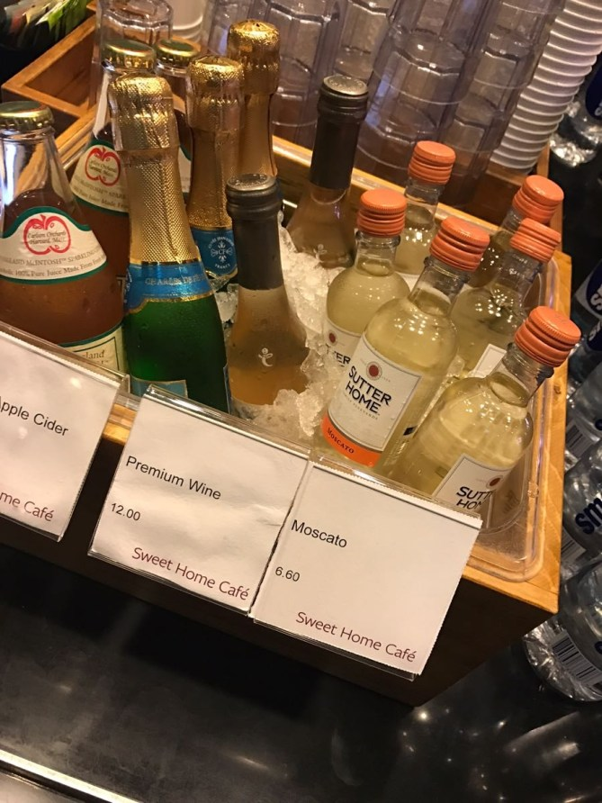 You can also get your drank on at the museum!
