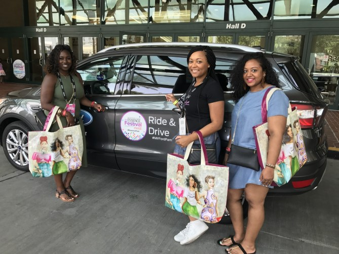 10 Takeaways from Essence Festival- Ford