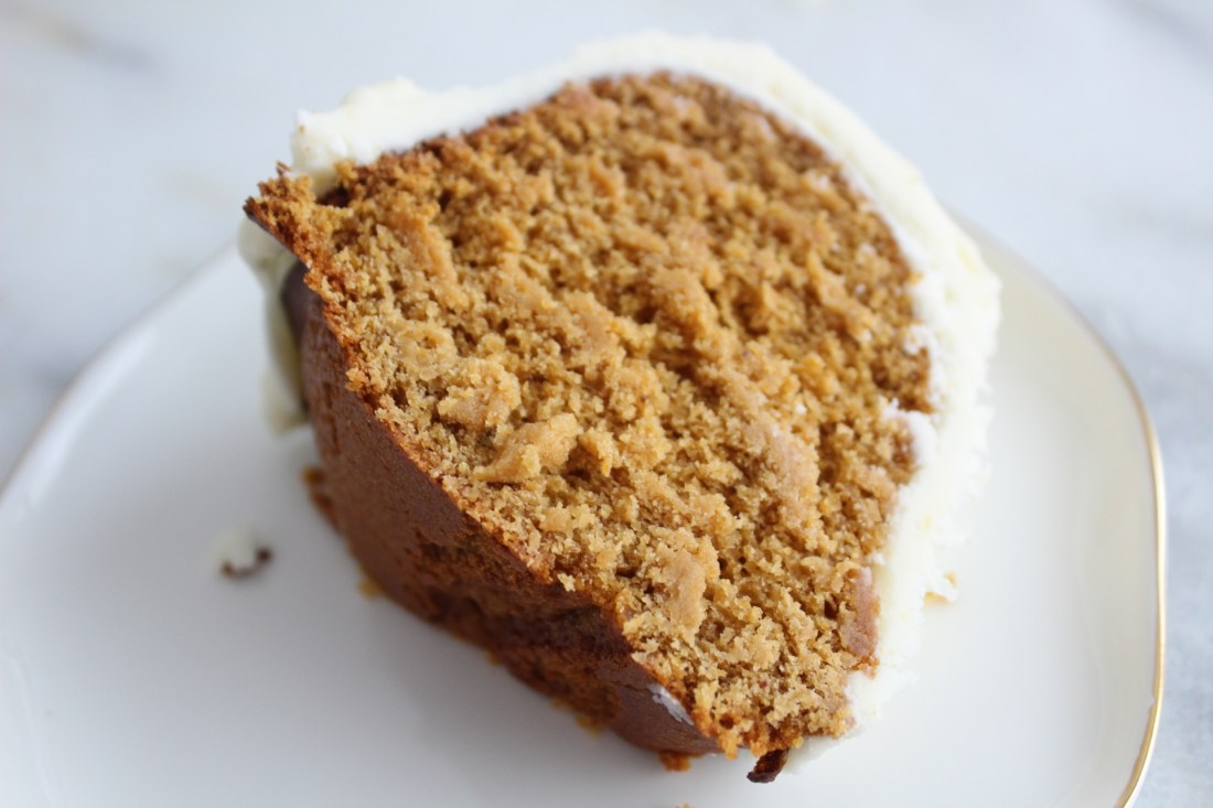 Brown Butter Sweet Potato Cake -11