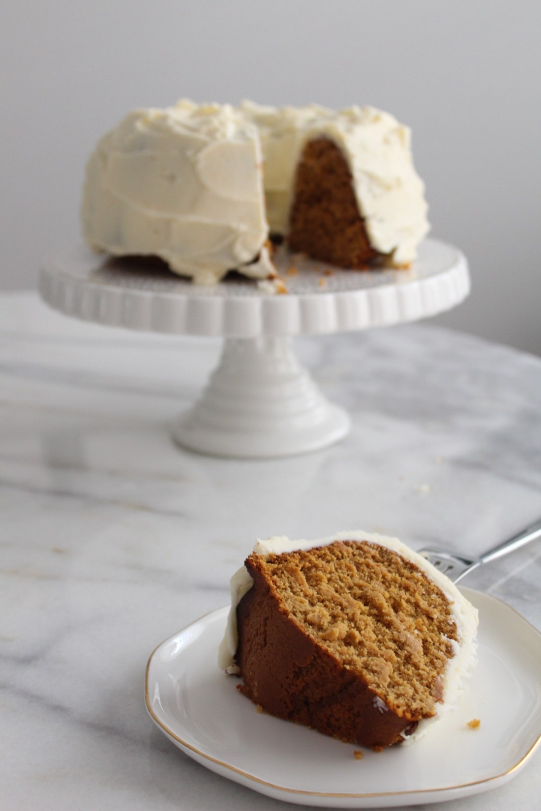 Brown Butter Sweet Potato Cake-3