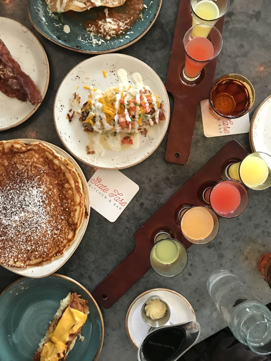 Brunch at State Fare -5
