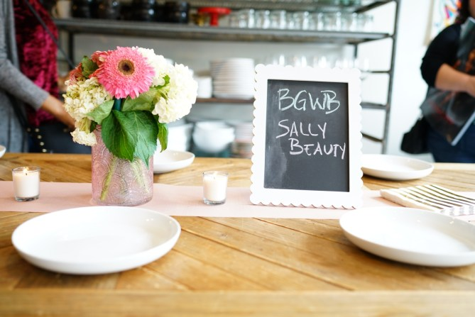 Beauty and the Brunch Recap-1