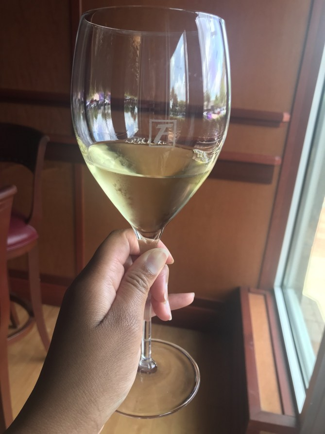 Fleming's Steakhouse New Menu-Wine