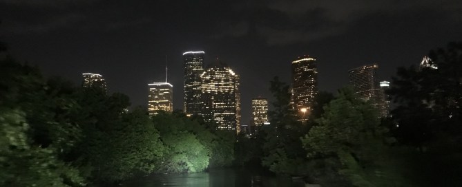 Bat Tour on Buffalo Bayou-1