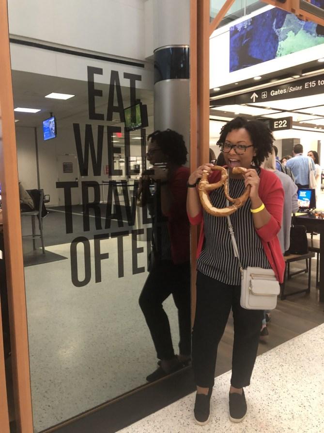 Tour & Taste Through IAH Terminal E-1
