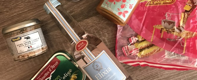 Goodies from the French, Food & Drink Federation -3