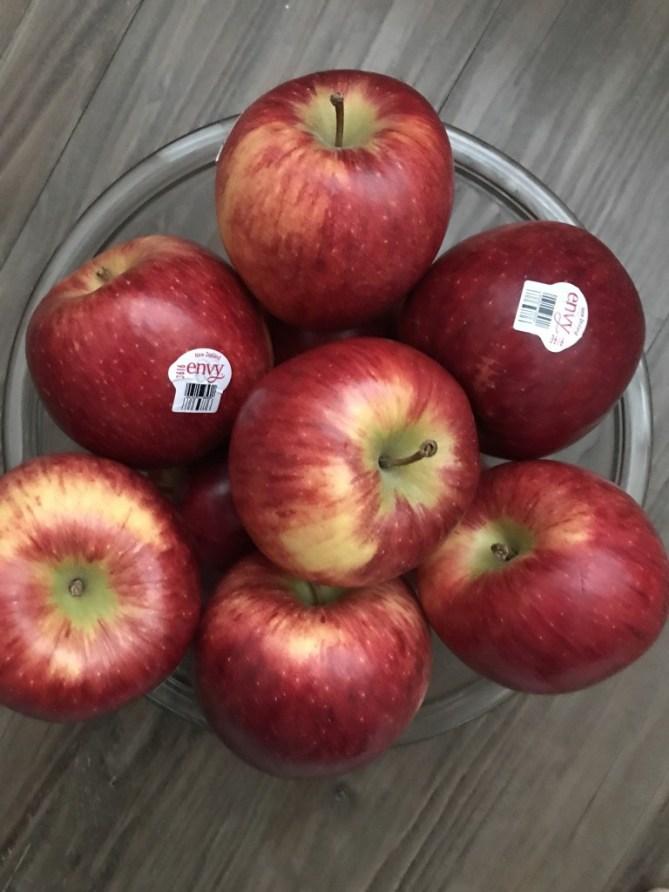 Apple Cinnamon Cake with Brown Sugar Glaze-5