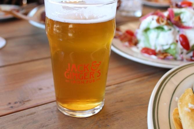Jack & Ginger's Irish Pub -Beer