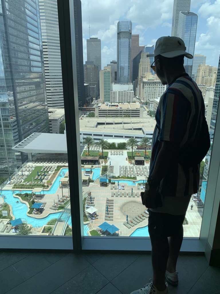 THE Houston Itinerary- Marriott Marquis 20