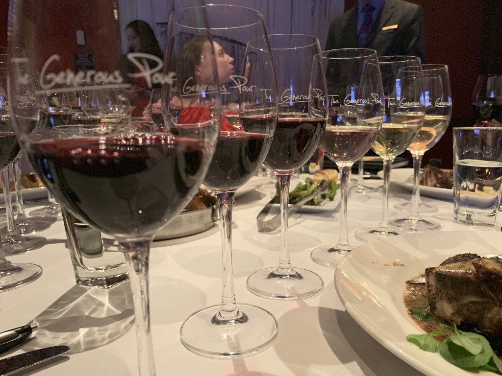 THE Houston Itinerary- the Capitol Grille