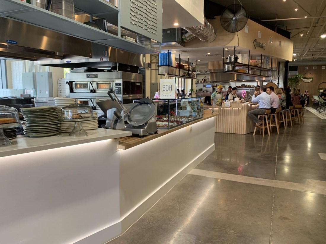 Bravery Chef Hall -13