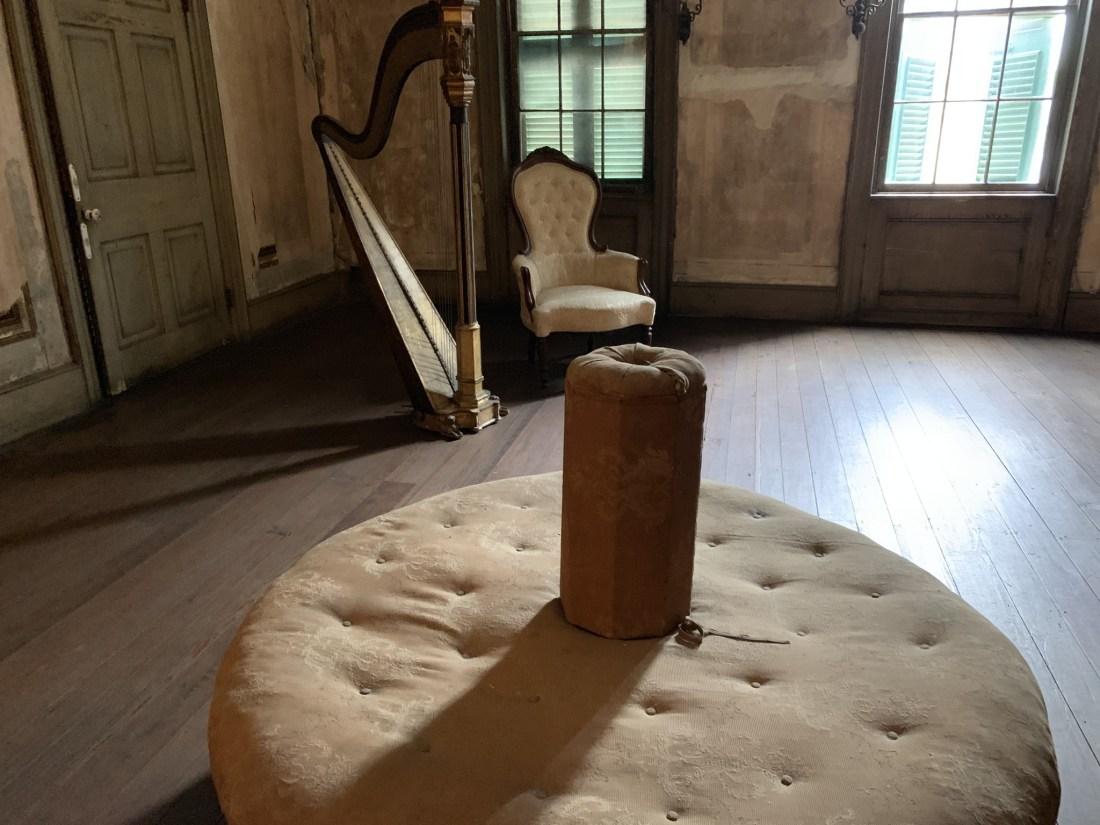 Inside Aiken-Rhett House