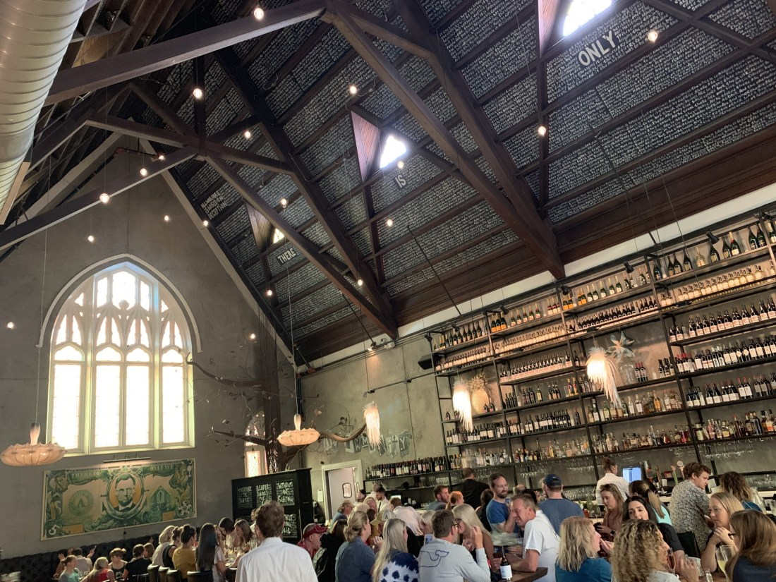 Where to Eat in Charleston- 5 Church