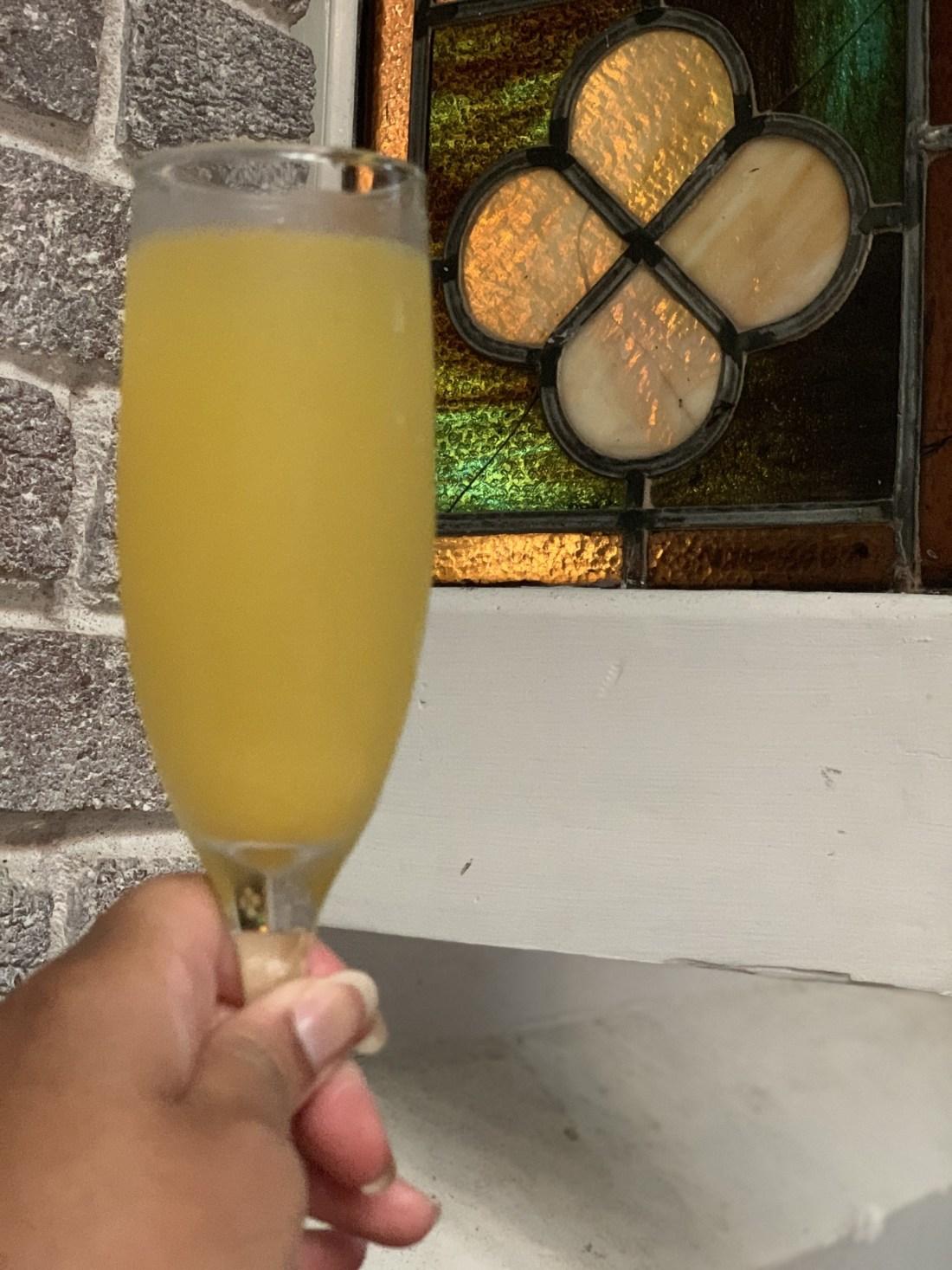 5 Church Mimosas