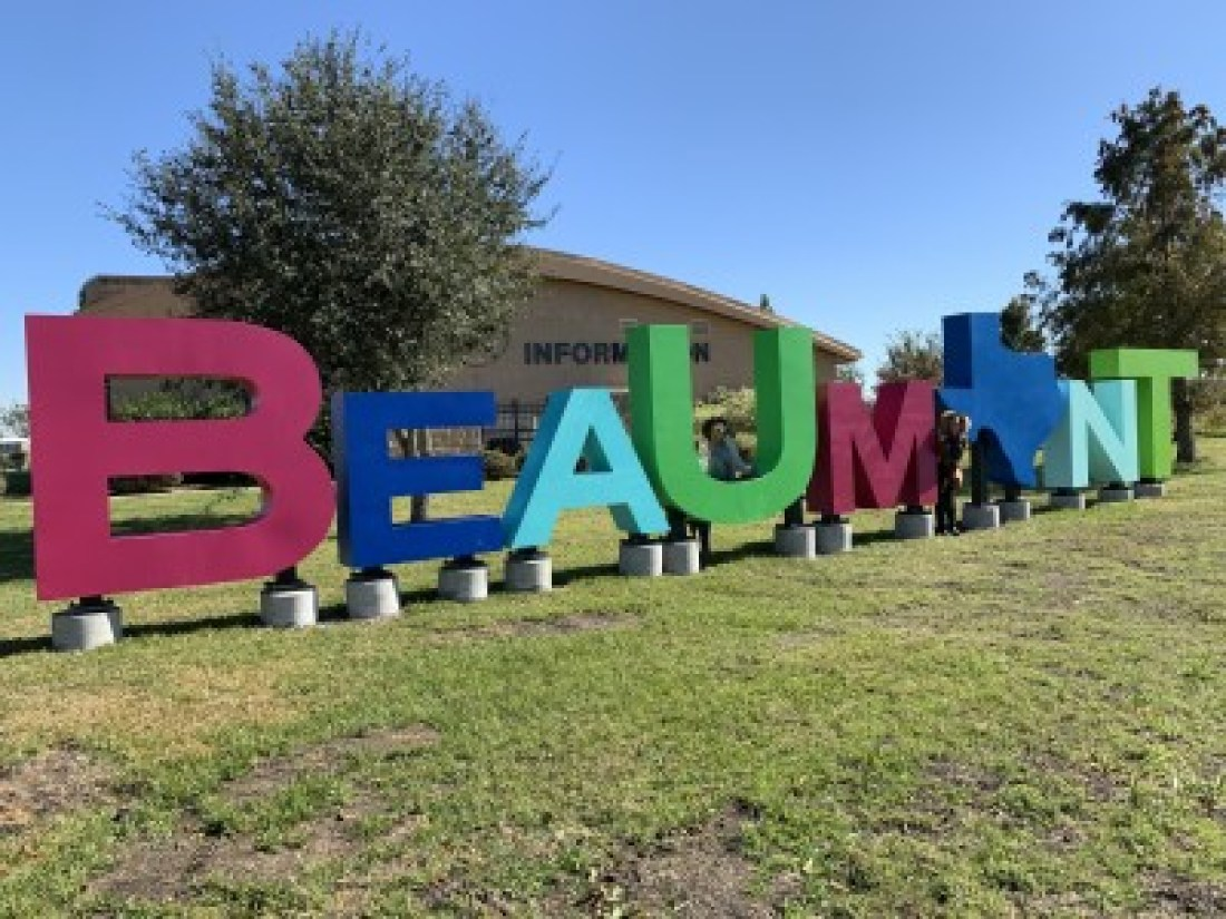 Weekend in Beaumont Texas