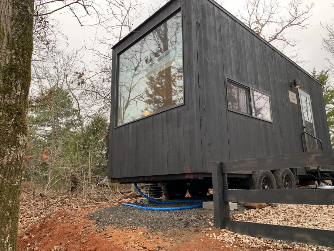 Getaway Cabin Exterior