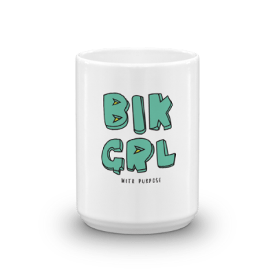 Black Girl with Purpose Mug