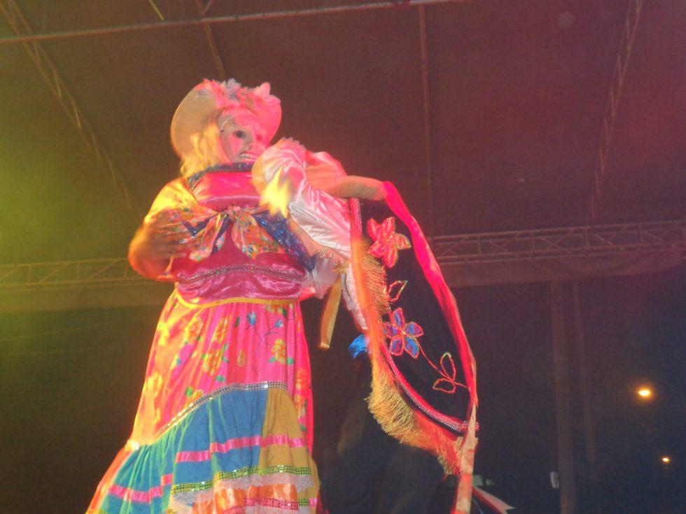 Nicaragua traditional dance
