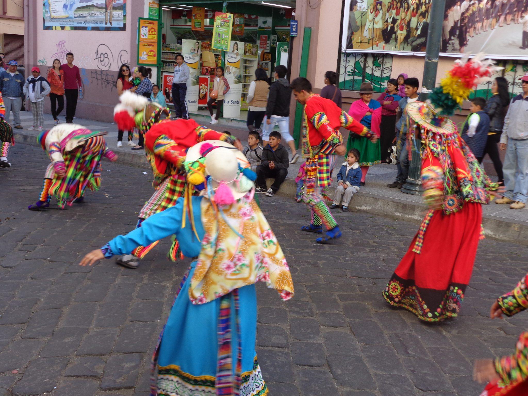 Ecuador-parades