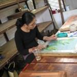cambodia-painter