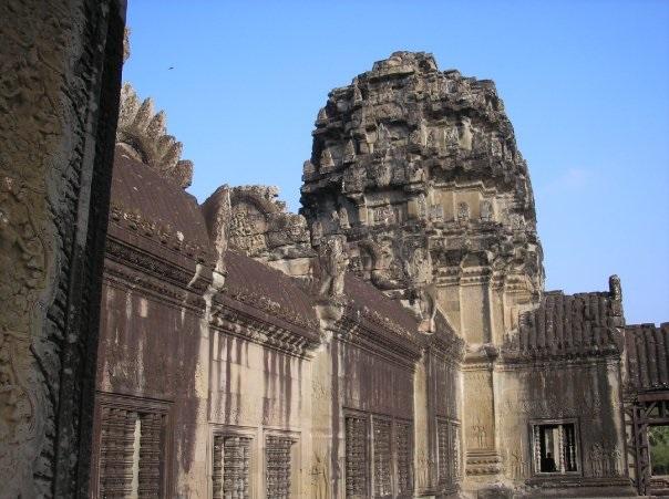 Cambodia-khmer-temple