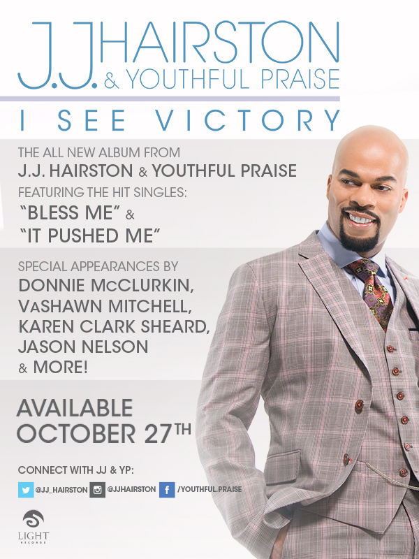 Lyric after this lyrics jj hairston : The All New Album From JJ Hairston & Youthful Praise - I SEE ...