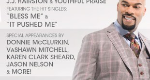 The All New Album From JJ Hairston & Youthful Praise - I SEE VICTORY - Available Oct 27