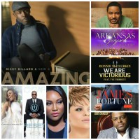Week of October 18, 2014 Billboard Top Gospel Songs Chart