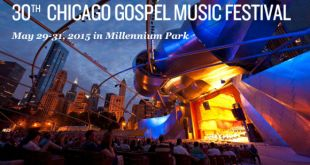 Chicago Gospel Music Festival 2015