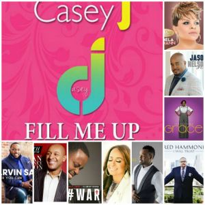 Billboard Gospel Airplay Chart for Week of May 23, 2015 Issue