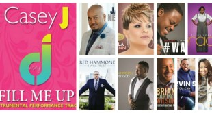 Billboard Gospel Airplay Chart for Week of May 9, 2015