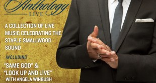 The Anticipated New Album By Richard Smallwood, ANTHOLOGY LIVE, Pre-Order Now!