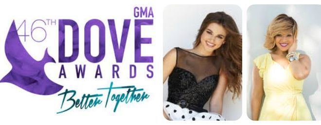 Dove Awards 2015 Hosts