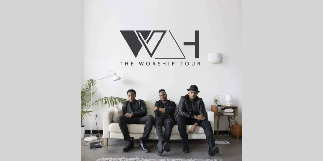 The Worship Tour Feat. Anthony Brown & group therAPy, Travis Greene and Jonathan McReynolds