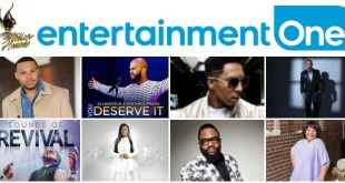 ENTERTAINMENT ONE GARNERS 30 NOMINATIONS FOR THE 2017 STELLAR AWARDS
